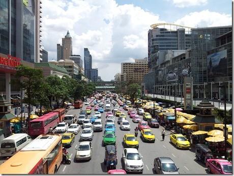 дороги Бангкока